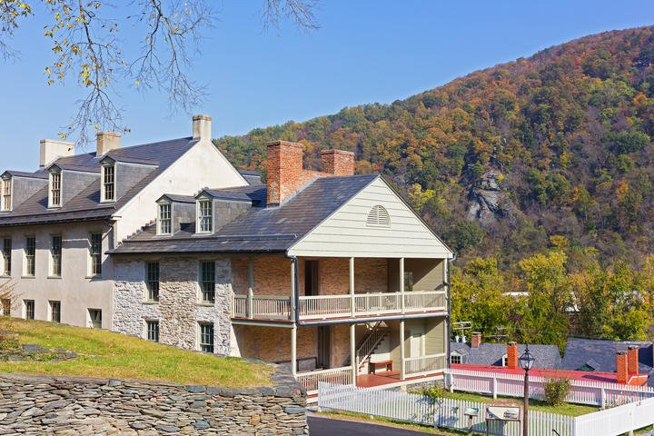 West Virginia Harpers Ferry HF7N5G