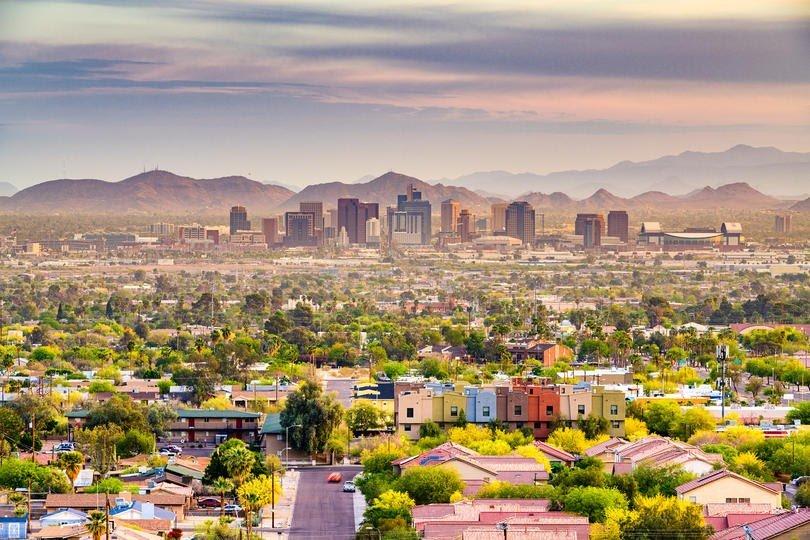 Arizona Phoenix PAN2Y4
