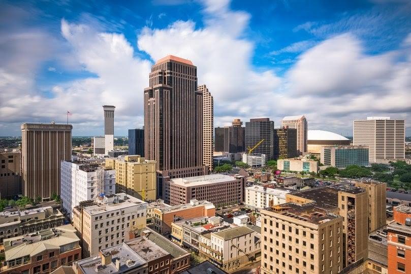 Louisiana New Orleans G6NFHY
