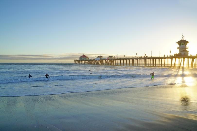 24 California Huntington Beach EC45M1